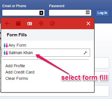 5 free auto form filler extensions for chrome