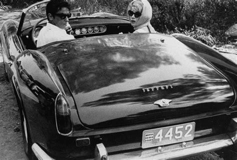 Πώληση δημοπρασία ferrari σπάνια 250 gt california spyder 1961 alain delon. _CULT - la Ferrari 250 GT SWB California Spider de Alain ...