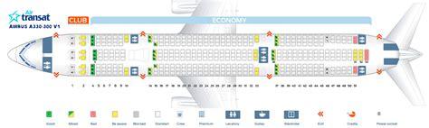 selection siege air transat air transat seat selection brokeasshome com