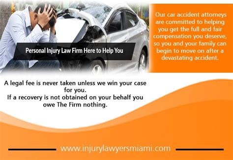Tips For Hiring A Personal Injury Lawyer |injury Lawyers Miami