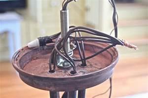 Rewiring A Chandelier