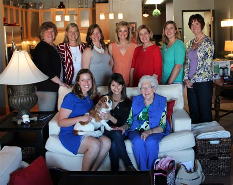 bridal shower for large groups pear spinach and blue cheese sandwich espresso and