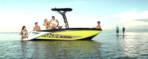 Scarab Boats Pictures by Scarab Jet Boats For Sale Marinemax