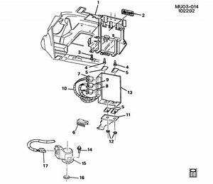 1992 Pontiac Trans Sport Eprom  Emission Control System