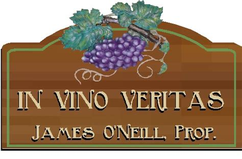 Winery Signs, Vineyard Signs, Wine Cellar Signs,wine Shop