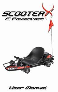 Electric Powerkart Instruction Manual