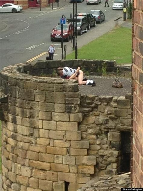 Sex Snap Of Newcastle Couple At It In Public Goes Viral On