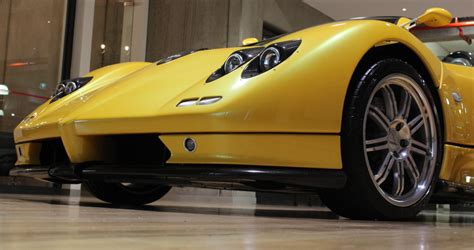 Pagani Zonda S Roadster Rhd For Sale Cars