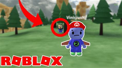 melhor replica  mario   roblox robot  youtube