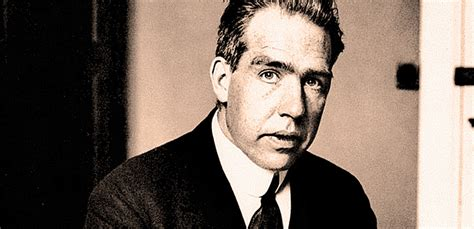 A Word or Two From Neils Bohr - 1938 - Past Daily