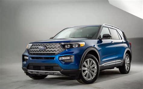 ford explorer horsepower mpg interior release date