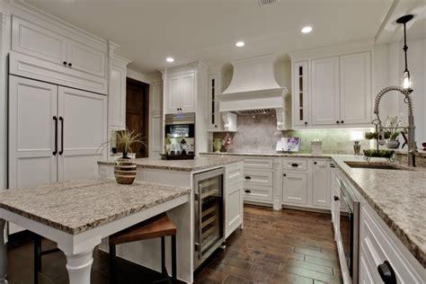 ornamental white granite with white cabinets kitchens with ornamental white granite mediterranean