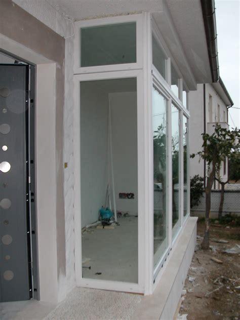 veranda in pvc verande in pvc bianco finstral bernocchi infissi
