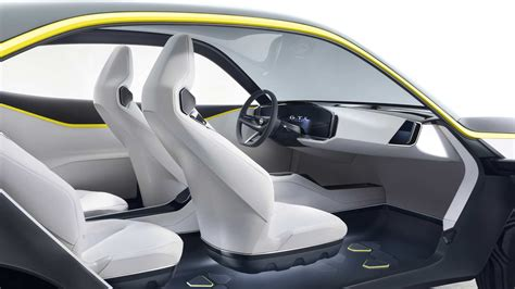 Opel Gt Interior by Opel Gt X Previews The New Of Future Models Autodevot