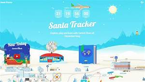 Google's 2016 Santa Tracker signals the official countdown ...