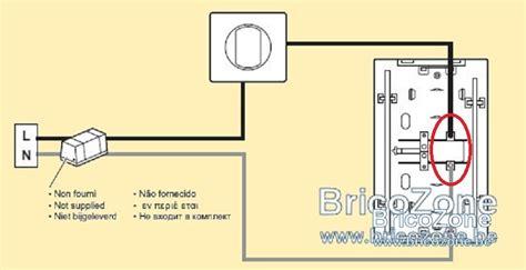 branchement carillon 12v ou piles legrand page 2