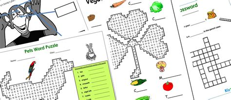 english printable worksheets  kindergarten