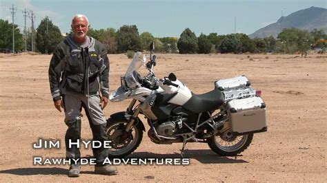 RawHyde's Essential Accessories for BMW R1200GS - YouTube