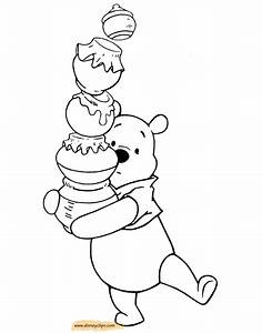 Winnie the Pooh Printable Coloring Pages 6 | Disney ...