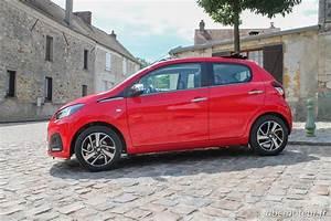 Peugeot 108 5 Portes Occasion : essai vid o peugeot 108 personnalisable et plus polyvalente ~ Gottalentnigeria.com Avis de Voitures