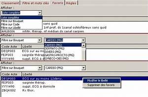 Liste Assurance : ajouter un acte technique ccam le supprimer ou le ~ Gottalentnigeria.com Avis de Voitures