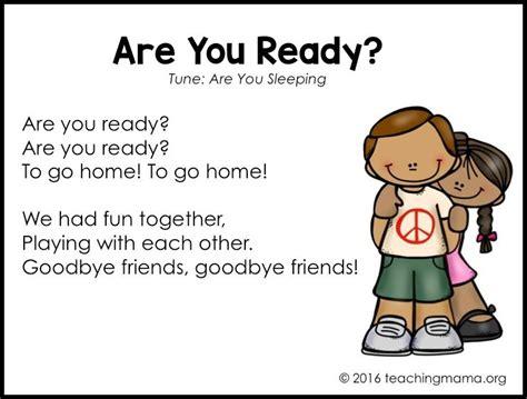 goodbye songs for preschoolers classroom management 576 | 8e65e212a76c0bdea08628235f2e9d64