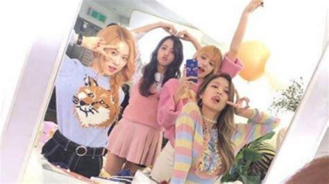 black pink japanese debut sbs popasia