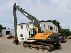 Volvo Ec290b Lr  Ec290blr  Excavator Service Repair Ma