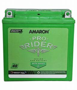 Upto 18% OFF on Amaron Bike Battery 9ah on Snapdeal