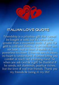 Quotes About Pearls And Friendship Simple Quotes Love Italian  Quotes About Love And Life In