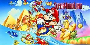 Super Mario Land Game Boy Jeux Nintendo