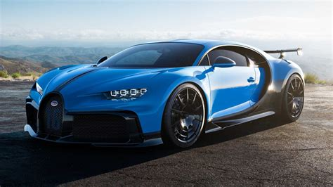 Only 20 units of this model will ever be made. Bugatti Explains Why The Chiron Pur Sport Only Does 218 MPH