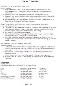 resume builder for college internships resume sle for an it professional susan ireland resumes