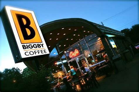 Foster celebrates community through local partnerships and, of course, coffee. Need it at least three times a week ;) (With images)   Biggby coffee