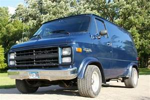 Purchase Used Chevy Short Panel Van No Windows Factory 4