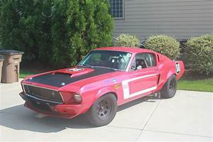 Ford Mustang Base Fastback 2 Door | eBay | Ford mustang, 1968 ford mustang fastback, Ford ...