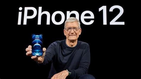 Apple enters 5G race with new iPhone 12 range | News Break