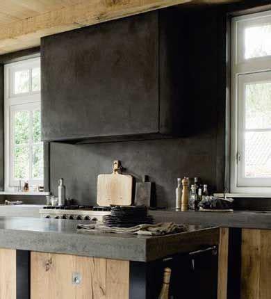 cuisine beton cire bois cuisine beton cite bois recherche deco