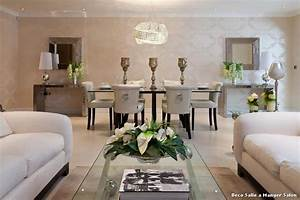 deco salle a manger salon with moderne salle a manger With decoration salon salle a manger