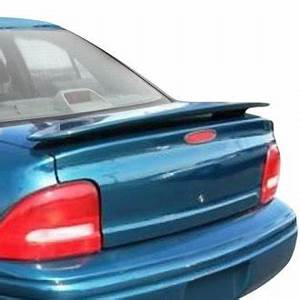 1998 Dodge Neon Factory Style Rear Spoilers – CARiD