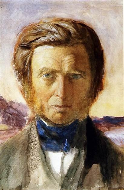 Ruskin John Self Portrait 1875 Wikipedia Commons
