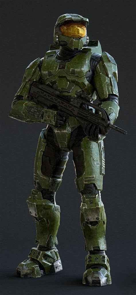 Which Version Of Master Chiefs Armor Is Your Favorite Halo