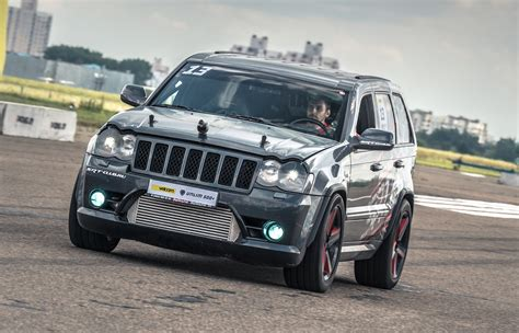 turbo jeep srt8 jeep srt8 turbo vs lamborghini gallardo vs nissan gt r