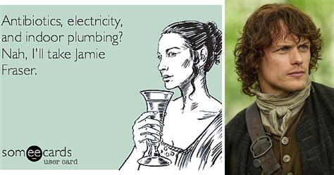 Jamie Meme - 15 things you ll only understand if you love jamie fraser
