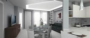 Emejing soggiorno e cucina gallery for Soggiorno e cucina