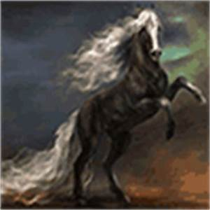 Avatar horse - animated avatars - Animals pets Avatars ...