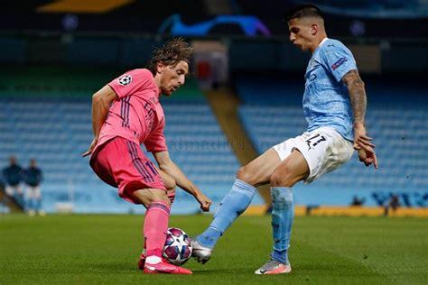 Manchester city 2-1 Real Madrid (agg.4-2) ⚽️9' Raheem ...