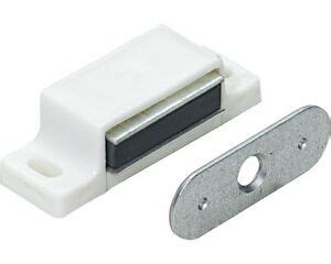 Magnetic Cupboard Latch by Magnetic Catch Cupboard Door Latch White Cabinet Catch