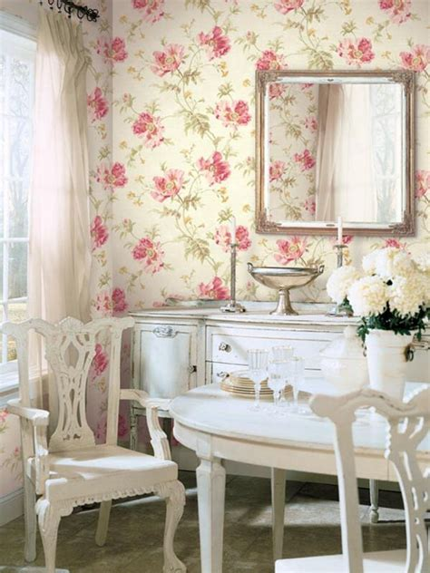 Cottage Style Wallpaper by 17 Best Ideas About Shabby Chic Wallpaper On