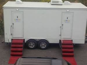 a rental toilet trailer saves you money 4 ways With how much does it cost to rent a bathroom trailer